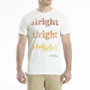 Alright Alright tee shirt  JKLbrand.com