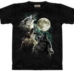 three wolf t-shirt
